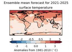 Nos esperan 5 años cruciales en el clima de la Tierra