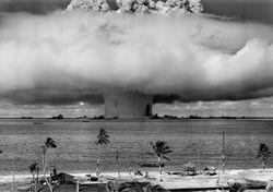 """¿Cómo se forman las nubes de """"hongo""""? Hiroshima y Nagasaki lo saben"""