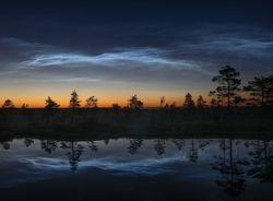 Las nubes noctilucentes llegan a España: ¿qué sabes de ellas?