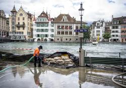 O tempo apocalíptico na Suíça