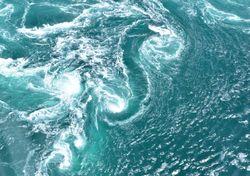Las corrientes oceánicas y los remolinos se están intensificando