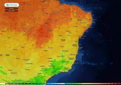 Onda de frio histórica chega ao Nordeste