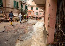 Ottobre, un'alluvione dopo l'altra in Italia