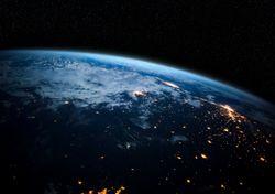A Terra está perdendo seu brilho e isto pode ter relação com o clima