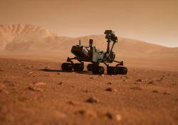 ¿Podríamos contaminar también en Marte?