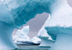 El invierno más frío en el Polo Sur... ¡desde que hay registros!