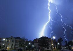 ¡Por fin! Tormentas severas y lluvias en México