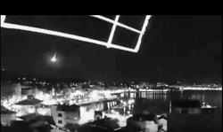 Posible meteorito se desintegra sobre los cielos del norte de España