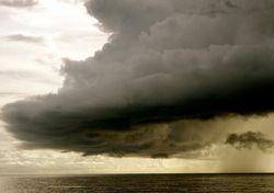 Previsioni meteo, ancora maltempo in Sardegna e sul Tirreno