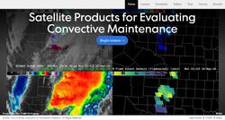 Productos satélite para evaluar el mantenimiento convectivo