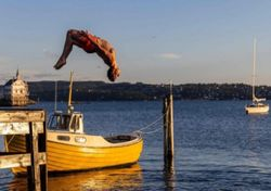 Heat wave in northern Scandinavia smashes records