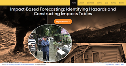 Pronóstico basado en impactos: identificación de peligros