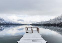 Pronóstico para el fin de semana: regresa la nieve a cordillera