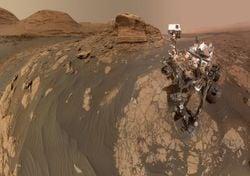 As provas de vida passada em Marte podem ter sido apagadas