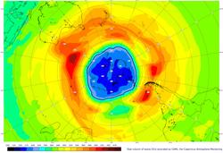 ¿Qué está pasando con el ozono? ESA responde