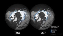 Reconstrucción de la historia del permafrost