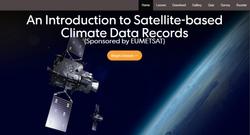 Registros de datos climáticos obtenidos por satélite