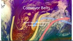Repaso de los conceptos de Cintas Transportadoras / Conveyor Belts
