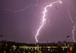 Retornan las tormentas fuertes a la Península de Yucatán