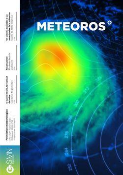Revista Meteoros del SMN de Argentina