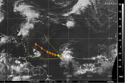 Sam se intensificará rápidamente y será un huracán muy intenso
