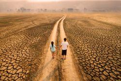 ¡Terrible! Estudio dice que los niños sufrirán por el cambio climático