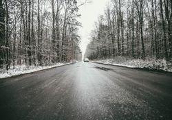 Schnee und Glätte am Rosenmontag?