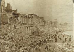 Scoperta la faglia responsabile del sisma che distrusse Messina