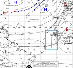 Se forma la primera onda tropical de la temporada de huracanes de 2021