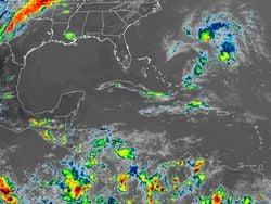Se forma la tormenta subtropical