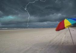 El final del verano: un agosto sin olas de calor y con tormentas