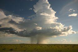 Semana de calor e de retorno das chuvas para o Sul do Brasil