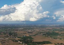 Sette tornado nella Pianura Padana, c'entra il clima che cambia?
