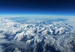 Si Mahoma no va a la montaña, ya va el cambio climático