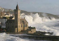 'Storm Fleur' bears down on UK, threatening heavy rain and 60mph winds