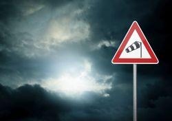 Schwerer Sturm mit Orkanböen! Wo bleiben die öffentlichen Warnungen?