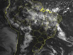 Tempestade Iba: ainda ameaça o Brasil?