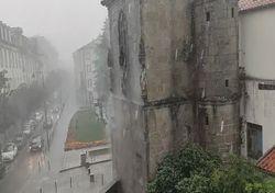 Schwere Unwetter auch in Portugal!