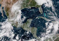 Temporal de intensas lluvias para esta semana en México