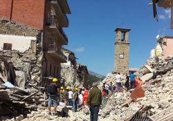 Cinque anni dal terremoto del 24 agosto 2016 in Italia centrale