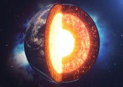 O núcleo da Terra está a ficar desigual e a causa é um mistério