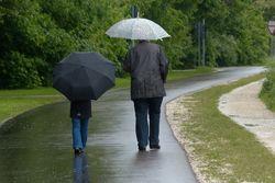 Tiempo del fin de semana: paraguas antes o después