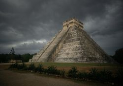 Tormentas para este fin de semana en la Península de Yucatán