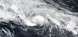 ¿Tormentas tropicales y huracanes en invierno y primavera?