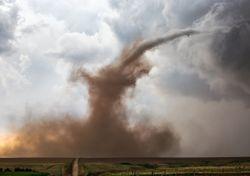 Reventones y tornados: ¿cómo podemos diferenciarlos?