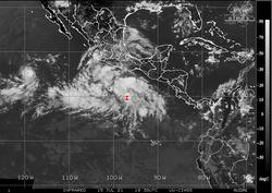 Tras el huracán Felicia, se forma el Invest 97E
