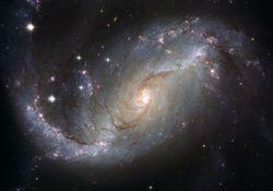 Uma explosão violenta nunca antes vista intriga astrónomos