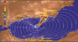 Un nuevo proceso de formación de tsunamis en el Mediterráneo