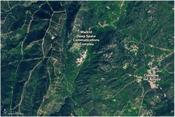 Una línea de España al espacio profundo: Robledo de Chavela