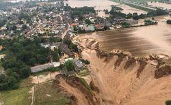 Verano 2021 de extremos: inundaciones, calor y fuego